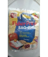 Fisher price Bag-It Blue - $28.01