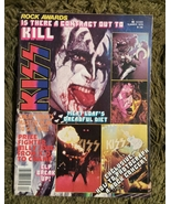 KISS ROCK AWARDS Magazine Summer 1979 Complete Excellent  / Near Mint Co... - $40.00