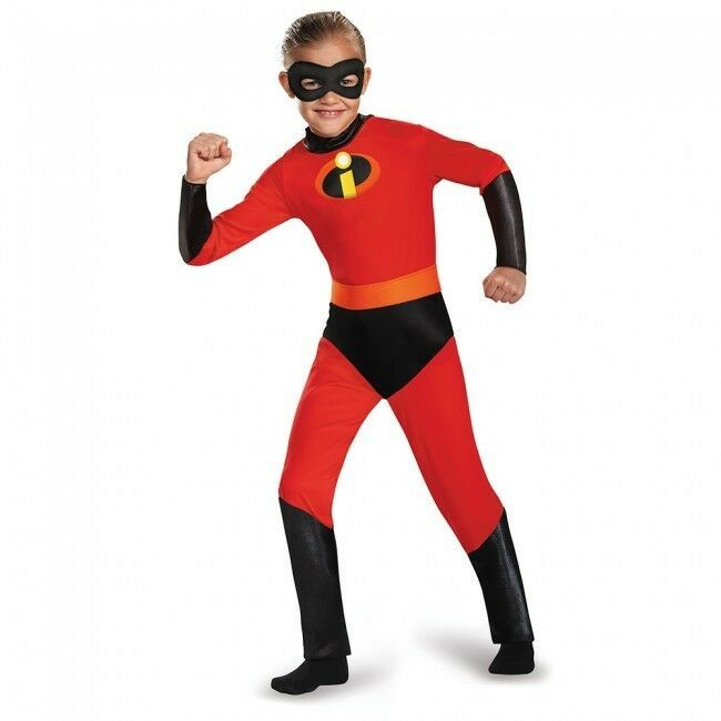 Disguise Disney The Incredibles Guión Clásico Niños Disfraz Halloween 5904