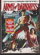 Army of Darkness (Screwhead Edition) DVD Movie - $11.00
