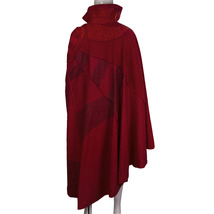 2016 Marvel Movie Doctor Strange Robe Cosplay Steve Red Cloak Costume Robe - $129.99