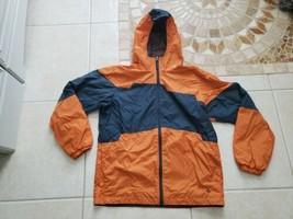 Columbia Boys Youth Light Rain Windbreaker Jacket Size 14/16  - $15.99