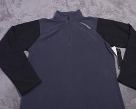 NWT NEW HEAD Mens 1/4 Zip Pullover JACKET COAT Sz Small S Fleece - $42.89