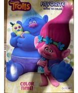 Trolls Coloring Book - $9.40