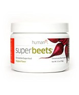 Human N, Superbeets Original Canister, 5.3 Ounce - $38.12