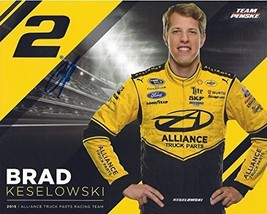 AUTOGRAPHED 2015 Brad Keselowski #2 Alliance Truck Parts Racing (Sprint ... - $80.96