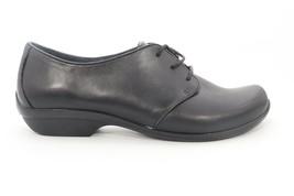 Dansko Olive Nappa Oxford Lace Up  Black  Women's Size EU 41 () - $140.25