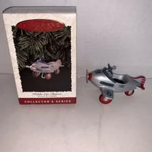 Hallmark Keepsake Ornament Kiddie Car Classics Murray Airplane #3in ser... - $12.50