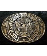 RARE! Vintage Tony Lama 1st Edition United States Of America Belt Buckle... - $76.50