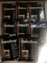 Shakeology Whey CAFE LATTE Protein Powder 8 Single Packets Beachbody Exp 2022 - $45.99
