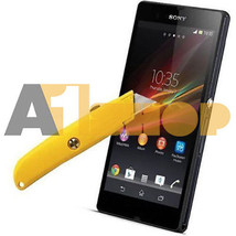 100% GENUINE TEMPERED GLASS SCREEN PROTECTOR FILM FOR SONY XPERIA Z3 COM... - $1.61