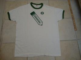 Vintage Pencil School Punk Rock grunge Ringer T Shirt L - $13.85