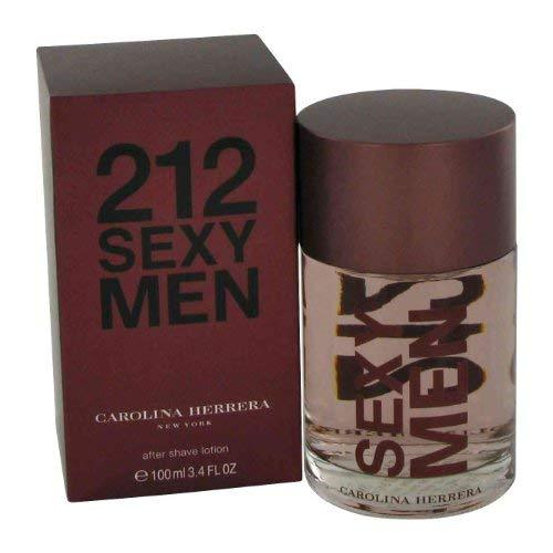 Primary image for 212 Sexy by Carolina Herrera After Shave 3.3 oz for Men