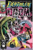 Deathlok Comic Book #3 Marvel Comics 1991 NEW UNREAD NEAR MINT - $2.99
