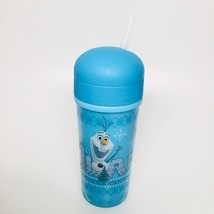 Olaf Cup With Straw - $8.95