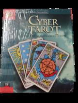 Vintage Cyber Tarot PC Software Video Game Douglas Rushkoff Macintosh 1994 - $21.49