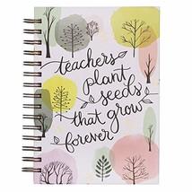 Journal Wirebound Teacher Seeds Christian Art Gifts Inc - $9.99