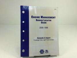 1996-2008 NAPA Engine Management Sensor Locator Guide Cars Light Trucks ... - $29.99