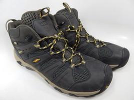 Keen Koven Mid Top Size US 12 M (D) EU 46 Men's Trail Hiking Shoes Raven 1011198