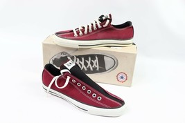 Vtg 90s New Converse All Star Low Mens 9 W 11 Chuck Taylor Bowling Shoes... - $210.02