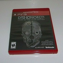 Dishonored -- Game of the Year Edition (Sony PlayStation 3, 2013) - $8.96