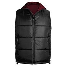 New Men's Premium Zip Up Water Resistant Insulated Puffer Sport Vest image 5