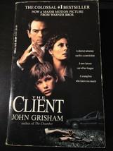 The Client by John Grisham 1994, Paperback - $1.00