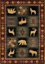 United Weavers Genesis Dakota Natural Accent Rug 3'11'' x 5'3'' - $110.00
