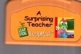 LeapFrog  - A Surprising Teacher (Cartridge) - $3.50