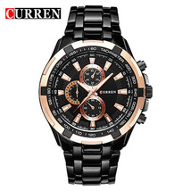 Men's Watches, Casual Business Quartz Man clock - $29.99