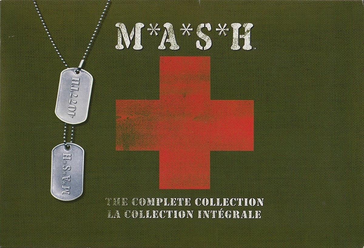 Mash complete series martinis   medicine 36 disc dvd collection box set4
