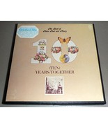 Peter, Paul & Mary Reel to Reel Tape - Ten Years Together, Best Of P,P & M - $17.50