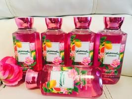 5 Bath & Body Works Watermelon Lemonade Body Wash Shower Gel Full Size F... - £32.29 GBP