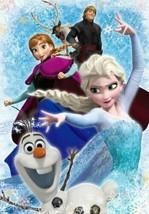 Tenyo Disney Frozen in Search of Love Jigsaw Puzzle (300 Piece) - $70.18