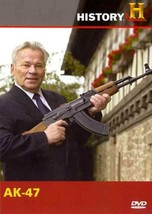 HISTORY CHANNEL - TALES OF THE GUN: THE AK-47 NEW DVD - $68.60