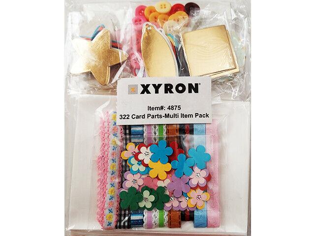 Xyron Card Making Kit, Makes 30 A2 Size Cards!