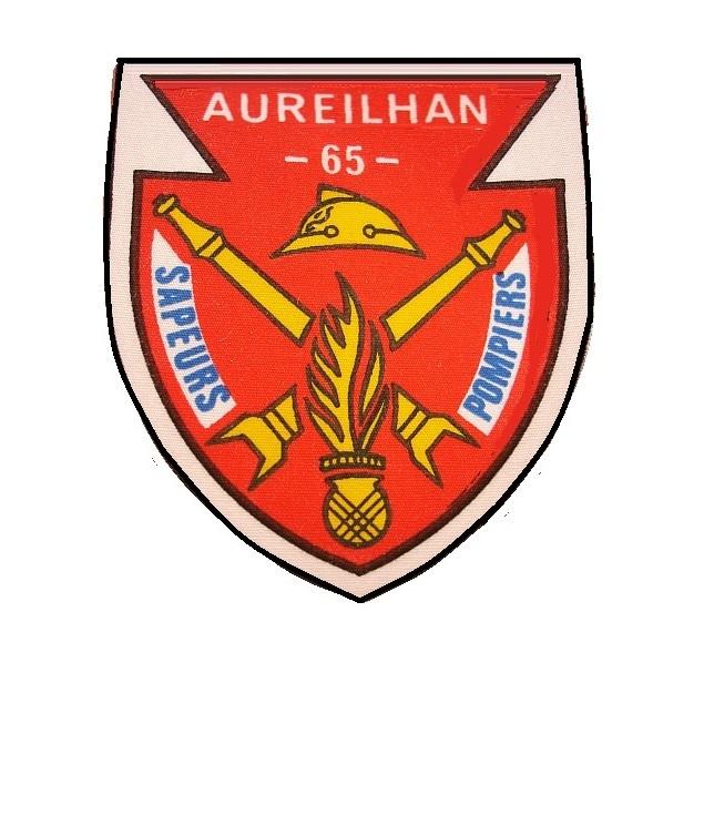 France sapeurs pompiers commune d aureilhan 65 service d incndie hautes pyr n es 3 x 2.5 in 9.99