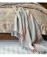 Ralph Lauren Half Moon Bay Reilly Throw Blanket NIP $355 - $184.25