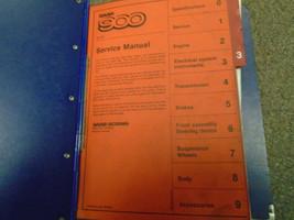 1979 - 1987 Saab 900 Electrical Service Repair Shop Manual Binder Set OE... - $118.79