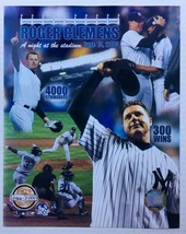 Roger Clemens 300th Win Glossy 8 X 10 Photo New York Yankees SERIAL NUMB... - $5.99