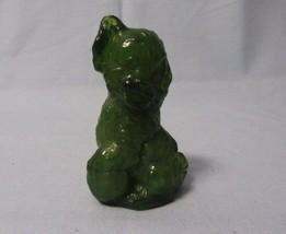 Boyd Art Glass Skippy The Dog English Yew B In Diamond 1-26-83 Figurine - $7.99