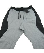 Nike Air Jordan 23 Engineered Gray Fleece Pants Size Large Mens NEW CT29... - $84.14