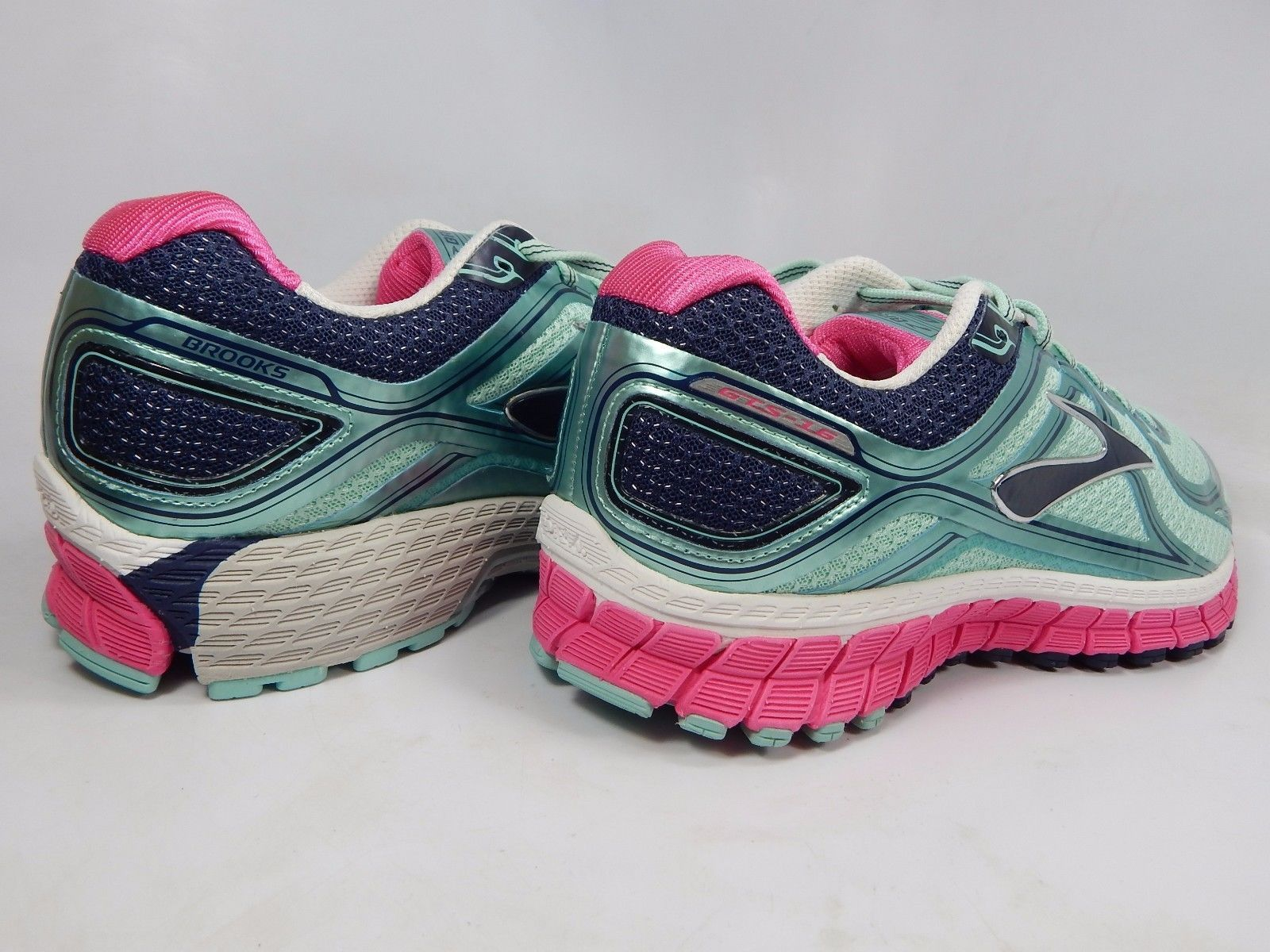 Brooks Adrenaline GTS 16 Womens Running Shoes Sz US 11 M (B) EU 43  1202031B418