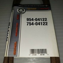 Genuine MTD 954-04122 Deck Belt For Troy-Bilt Brute Huskee Yard-Man Yard Machine - $19.80