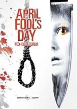 April Fools Day - DVD ( Ex Cond.) - $9.80