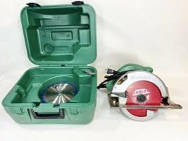 "Hitachi C7SB 7 1/4"" Circular Saw & Case  - $32.66"