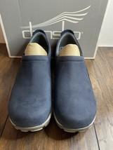 Dansko Patti Milled Nubuck Navy Waterproof Comfort Shoes -Size EU42 - $135.00