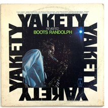 Boots Randolph Revisited Ykety Vinyl 33rpm Record Monument Records 1969 - $2.99