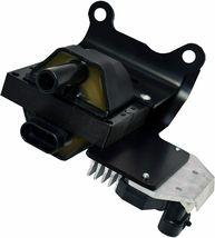 95-07 V6 Chevy GMC VORTEC Distributor Plug Wires Ignition Coil & Module 4.3L 262 image 6