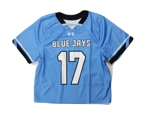 Primary image for Under Armour Blue Jays Short Sleeve Lacrosse Gametime Jersey Boy's M Blue UJLG1Y